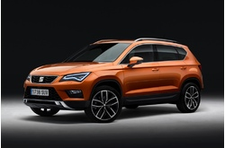 Fotos coches SEAT  SEAT  Ateca 1.4 EcoTSI 110 kW (150 CV) 4Drive Start&Stop FR