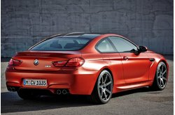 Fotos coches BMW  BMW  Serie 6 M6 Coupé
