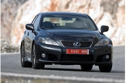 Lexus IS F 2006