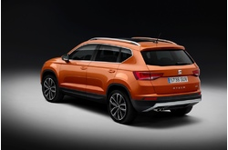 Fotos coches SEAT  SEAT  Ateca 1.4 EcoTSI 110 kW (150 CV) Start&Stop Xcellence