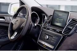 Vídeo Mercedes-Benz GLE 500e 4MATIC 2016 Interior