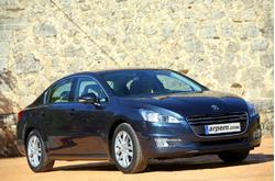Fotos coches Peugeot 508
