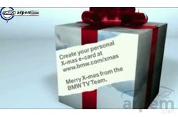 Video BMW Merry Christmas 2009
