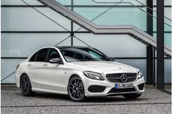 Mercedes-Benz C 450 AMG 4MATIC Berlina 2014