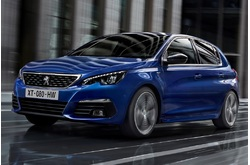 Fotos coches Peugeot 308