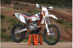 Fotos motos KTM 450 EXC Six Days
