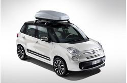 Fotos coches Fiat 500L
