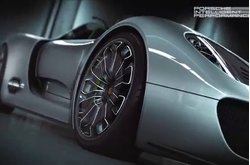Video Porsche 918 Spyder Concept Car Trailer