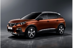 Fotos coches Peugeot  Peugeot  3008 Allure 1.6 BlueHDi 120 S&S EAT6