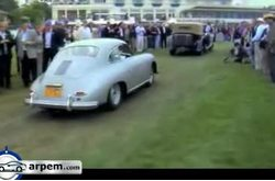 Video Porsche Pebble Beach 2010