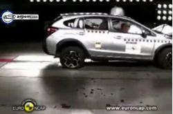 Subaru XV Euroncap Crash Test