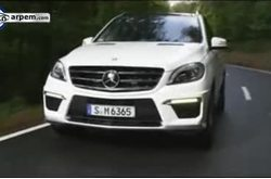 Mercedes-Benz Clase ML 63 AMG Carretera