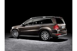 Fotos coches Mercedes-Benz Clase GL