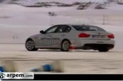 Video BMW Derrapadas Slalom
