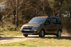 Citroën Berlingo Multispace XTR 2015 Dinámico