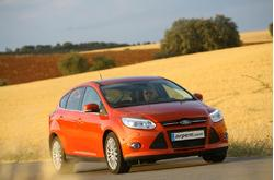 Fotos coches Ford  Ford  Focus Berlina Titanium 2.0 TDCi 163 CV PowerShift