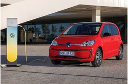 Fotos coches Volkswagen  Volkswagen  e-up! Style