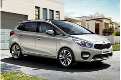 Fotos coches Kia  Kia  Carens 1.6 GDi 99 kW (135 CV) Basic 5 plazas