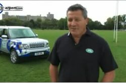 Video Land Rover Rugby World Cup 2011