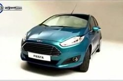 Ford Fiesta Trailer