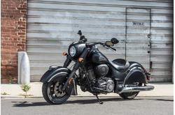 Fotos motos Indian Chief Dark Horse 2017