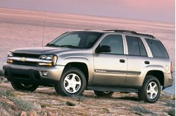 Asegurar CHEVROLET-GM TRAILBLAZER