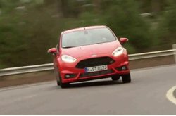Video Ford Fiesta ST Circulando