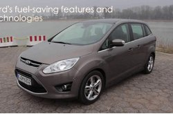 Video Ford C-Max Motor