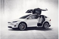 Fotos de coches Tesla Model X
