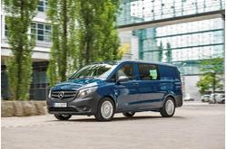 Mercedes-Benz Vito Mixto 2014