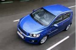 Video Chevrolet Aveo MyLink