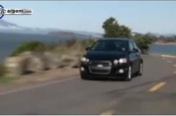 Video Chevrolet Aveo Sedan Movimiento