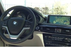 Vídeo BMW X5 xDrive40e 2016 Interior