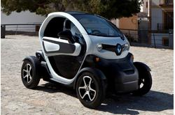 Fotos coches Renault Twizy