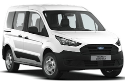 Asegurar FORD TRANSIT CONNECT