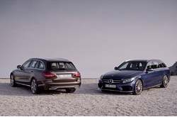 Mercedes-Benz Clase C Estate Detalles