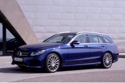 Mercedes-Benz Clase C Estate 2014 Trailer