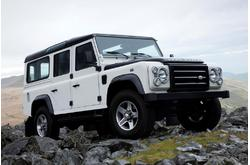 Land Rover Defender Ice 2007