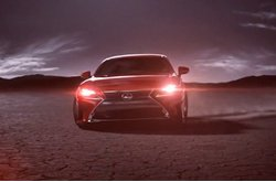 Vídeo Lexus RC 350 Trailer