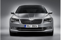 Fotos coches Skoda  Skoda  Superb Combi 1.4 TSI 150 CV Active
