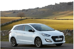 Fotos coches Hyundai  Hyundai  i30 CW 1.6 CRDi 110 CV BlueEdition DCT7 Go