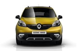 Fotos coches Renault  Renault  Scénic Xmod Selection Energy dCi 110 eco2