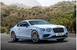 Bentley Continental GT V8 2015