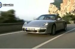 Video Porsche 911 Targa 4 Carretera