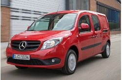 Fotos coches Mercedes-Benz Furgoneta  Mercedes-Benz Citan 109 CDI Furgón Largo 90 CV BlueEFFICIENCY