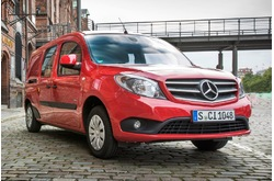 Fotos coches Mercedes-Benz Furgoneta  Mercedes-Benz Citan 111 CDI Furgón Largo 110 CV BlueEFFICIENCY