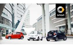 Vídeo smart BRABUS fortwo y smart BRABUS forfour 2016