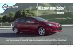 Ford Focus Ecoboost Spot