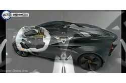Video Lamborghini Perdigon Concept