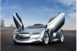 Fotos de coches Chevrolet Miray prototipo